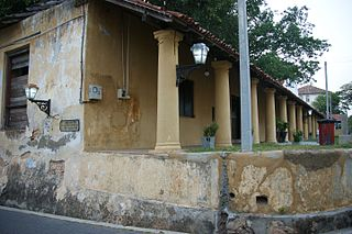 Galle Fort Post Office