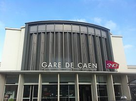 Image illustrative de l'article Gare de Caen