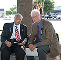 Garland Porter and Congressman George Miller (5013187688).jpg