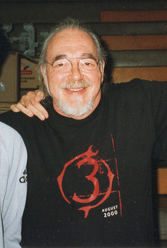 Gary Gygax - Image: Gary Gyax Mod Con 1999 1