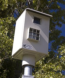 220px Gatso Meter speed camera in Canberra