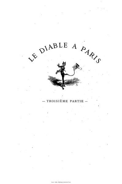 File:Gavarni - Grandville - Le Diable à Paris, tome 3.djvu