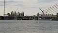 Gdańsk obrotowy most kolejowy (od Śródmieścia).JPG