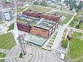 Gdansk Shipyard aerial photograph 2019 P04.jpg