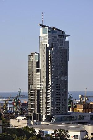 Gdynia - Image: Gdynia (Der Hexer) 2010 07 16 193
