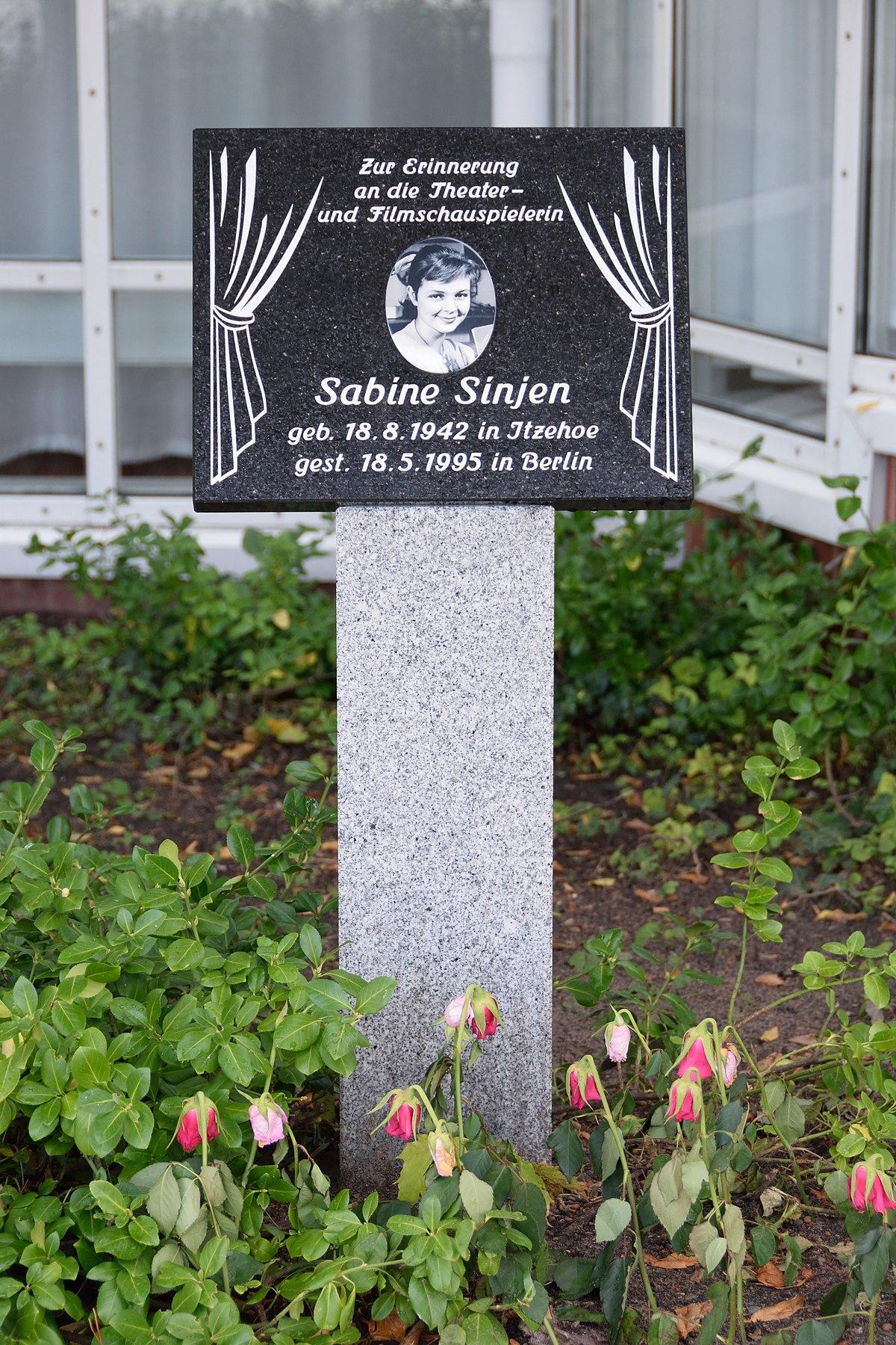 Sabine nackt Sinjen Sabine Sinjen