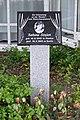 Gedenkstele für Sabine Sinjen am Theater Itzehoe NIK 8680.JPG