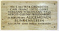 Gedenktafel Auerbacher Str 7 (Grune) Gerke Wiechmann Merget Freudenberg Franz.jpg