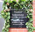 Gedenktafel Bundesplatz 17 (Wilmd) Friedrich Seidenstücker.jpg