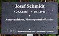 Gedenktafel Fürstenwalder Allee 93 (RahndWil) Josef Schmidt.jpg