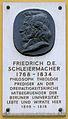 Gedenktafel Glinkastr 16 Friedrich Schleiermacher.JPG