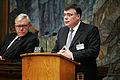 Geir H. Haarde, statsminister, talar vid Nordiska radets session i Kopenhamn 2006.jpg