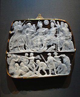 sculpture by Octavianus Augustus