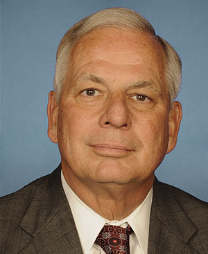 Texas's 29th congressional district - Image: Gene Green, Official Portrait, c 112th Congress