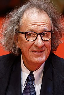 Geoffrey Rush Australian actor