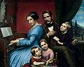 Georg Friedrich Bolte Bildnis der Familie eines Architekten 1852.jpg