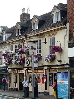 The George, Twickenham pub in Twickenham, London