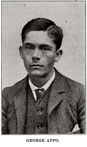 George Appo - George Appo (c. 1880)