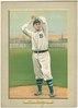 George Bell, Brooklyn Dodgers, baseball card portrait LCCN2007685601.tif
