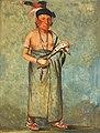 George Catlin - Span-e-o-née-kaw, The Spaniard - 1985.66.214 - Smithsonian American Art Museum.jpg