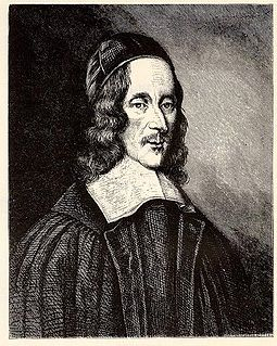 George Herbert Welsh-born English poet, orator and Anglican priest