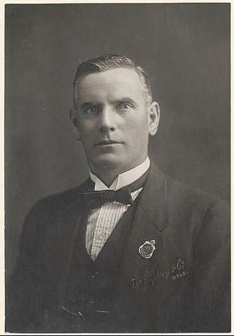 Division of Darwin - Image: George John Bell