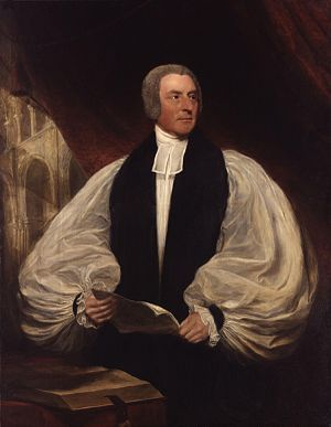 George Murray (bishop of Rochester) - Image: George Murray by Samuel Lane