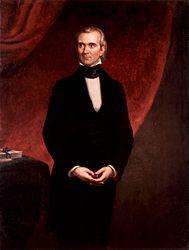 George Peter Alexander Healy: James Knox Polk
