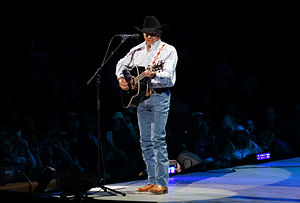 The Cowboy Rides Away Tour - George Strait at the Prudential Center in Newark, New Jersey, USA, March 1, 2014