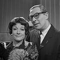 Georgette Hagedoorn en Louis Borel (1962).jpg