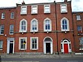 Georgian Houses in Church Street, Portadown. - geograph.org.uk - 568328.jpg