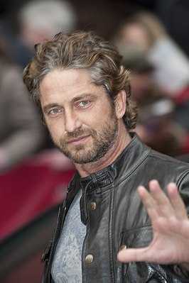 Gerard Butler in 2011