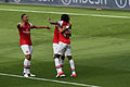 Gervinhos goal celebrations 2 (8012698656).jpg