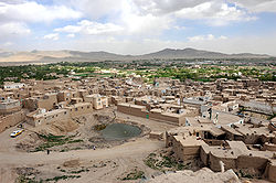 Sky View of Ghazni