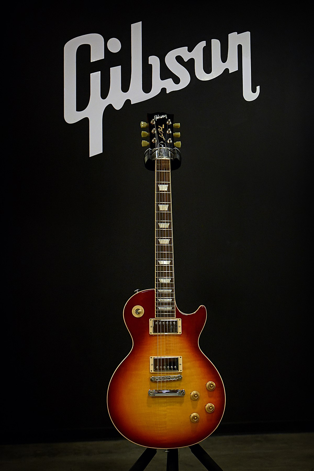 Hookup gibson les paul custom shop
