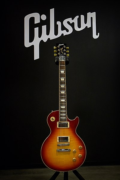 Picture of a band or musician: Gibson