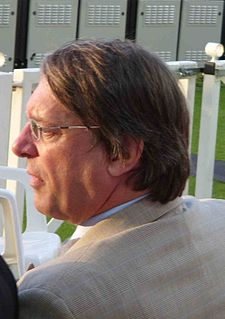 Giles Clarke English businessman and cricket administrator