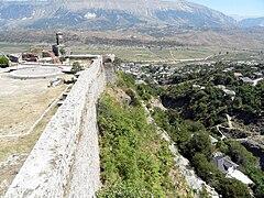 Gjirokaster, castle 5