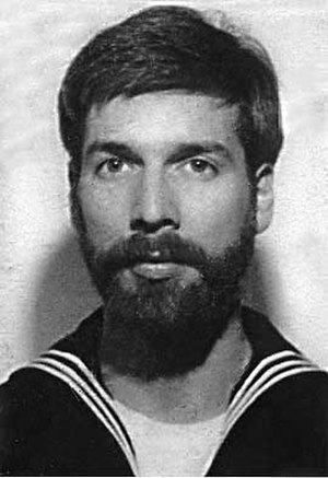 Glenn Michael Souther - Glenn Michael Souther, while serving with the U. S. Navy