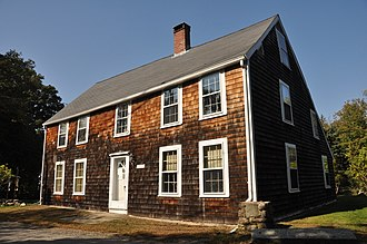 National Register of Historic Places listings in Gloucester, Massachusetts - Image: Gloucester MA Ella Proctor Herrick House
