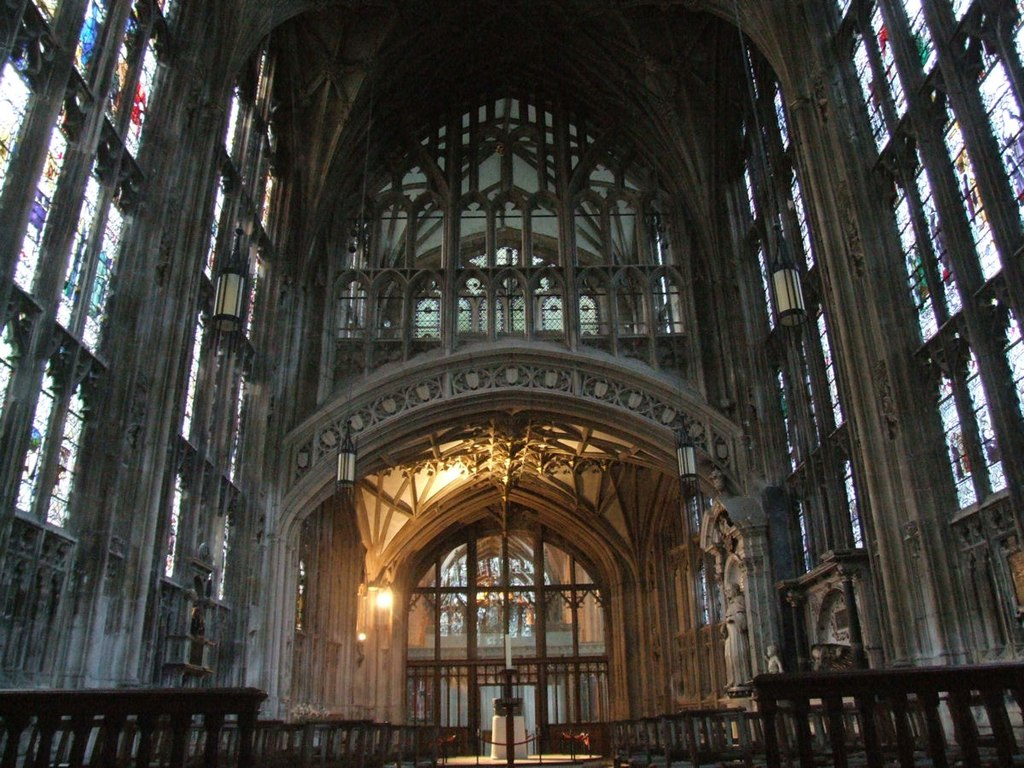 FileGloucester Cathedral Interior 013JPG