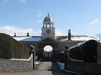 Glynde - Image: Glynde place