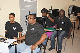 Gobabis Wikipedia training Feb 2013 -- attendees1.JPG