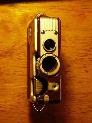 Goerz Minicord - Minicord front view