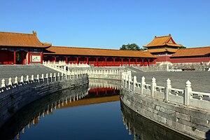 北京金水桥图片_金水河 (北京) - 维基百科,自由的百科全书