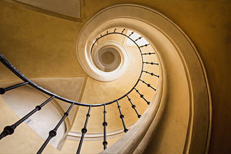 Church of the Assumption of Our Lady and Saint John the Baptist - Image: Golden Spiral by Brad Hammonds