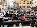 Gondolas in Orseolo Basin 04.JPG