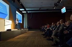 Google Cloud Platform - Google Cloud Summit in 2017
