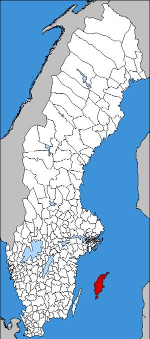 Gotland Municipality - Image: Gotland kommun