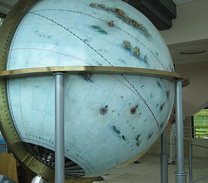 Globe of Gottorf - Globe of Gottorf